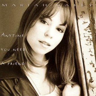 Mariah Carey - Anytime You Need a Friend (studio acapella)