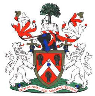 Newton Aycliffe - Image: Arms aycliffe