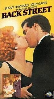 <i>Back Street</i> (1961 film) 1961 film by David Miller