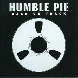 Back on Track (Humble Pie album) - Image: Back on track album cover