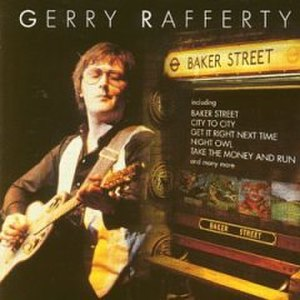 Baker Street (album) - Image: Baker Street (album) Alternate Cover