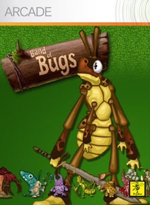 Band of Bugs - Image: Bandofbugscover