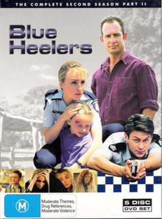 Blue Heelers (season 2) - Image: Bh dvd 2.2