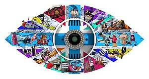 Big Brother (UK TV series) - Image: Big Brother 18 eye logo