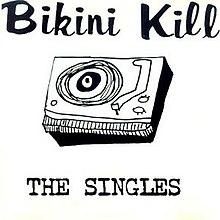 bikini kill cd