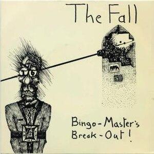 Bingo-Master's Break-Out! - Image: Bingo Master's Break Out! cover