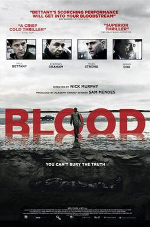 Blood (2012 film) - Theatrical release poster