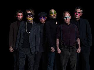 Bob Hund Swedish indie band