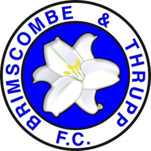 Brimscombe & Thrupp F.C. - Image: Brimscombe & Thrupp F.C. logo