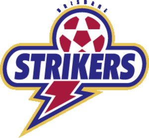 Brisbane Strikers FC - Image: Brisbane Strikers