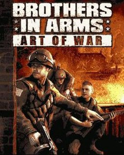 <i>Brothers in Arms: Art of War</i>