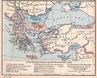 Vojihna - Serbian Empire, 1355.