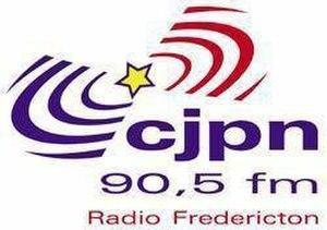 CJPN-FM - Image: CJPN 90,5fm logo