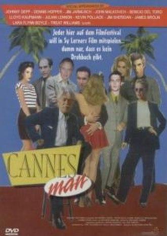 Cannes Man - Image: Cannes man