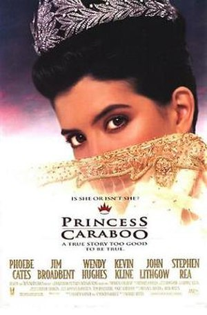 Princess Caraboo (film) - Theatrical release poster