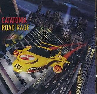 Road Rage (Catatonia song) - Image: Catatonia Road Road Single
