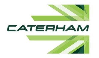 Caterham Group - Image: Caterham Group Side logo