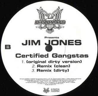 Certified Gangstas - Image: Certified Gangstas