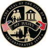 Official seal of Mt. Juliet, Tennessee