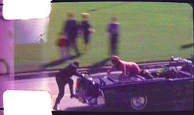 DRIVER: JFK ZAPRUDER FILM