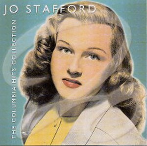 The Columbia Hits Collection - Image: Columbia Hits Collection Jo Stafford album