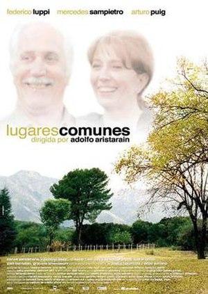 Common Ground (2002 film) - Image: Common Places