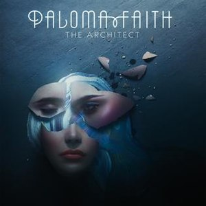 "The Architect (album) - Image: Cover art of ""The Architect"" by Paloma Faith"