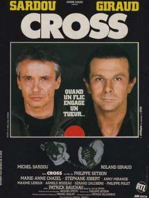 Cross (1987 film) - Image: Cross 1987 poster