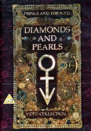 Diamonds and Pearls Video Collection - Image: D & p video collection