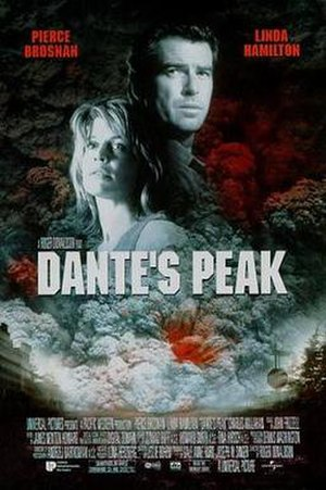 Dante's Peak - Theatrical Release Poster