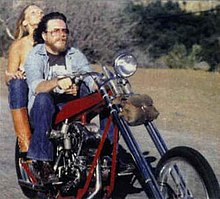 Henry Davidson Bike >> David Mann (artist) - Wikipedia