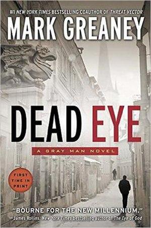 Dead Eye (novel) - Paperback cover