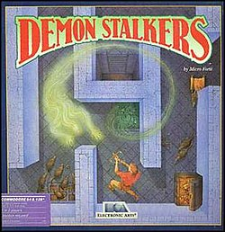 Demon Stalkers: The Raid on Doomfane