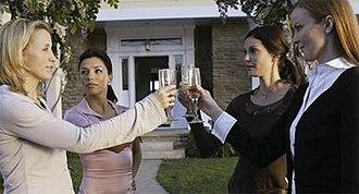 Pilot (Desperate Housewives) - Image: Desperate Housewives Pilot