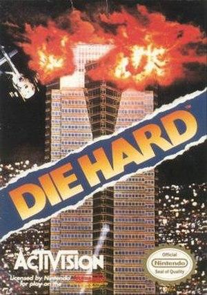 Die Hard (video game) - Image: Die hard nes cover