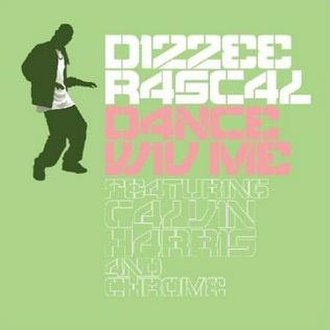 Dizzee Rascal featuring Calvin Harris and Chrome - Dance wiv Me (studio acapella)