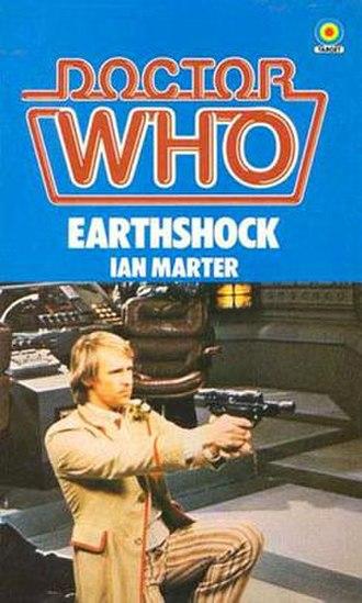 Earthshock - Image: Doctor Who Earthshock