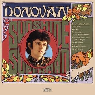 Sunshine Superman (album) - Image: Donovan Sunshine Superman