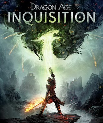 Dragon Age: Inquisition - Image: Dragon Age Inquisition Box Art