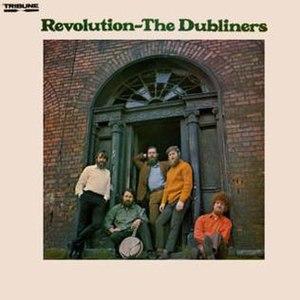 Revolution (The Dubliners album) - Image: Dubliners Revolution
