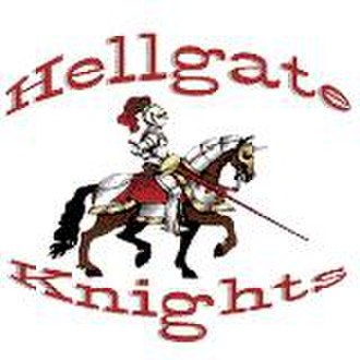 Hellgate High School - Knight: Hellgate Mascot