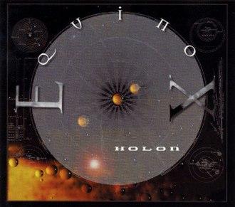 Holon (Equinox album) - Image: Equinox Holon Frontcover