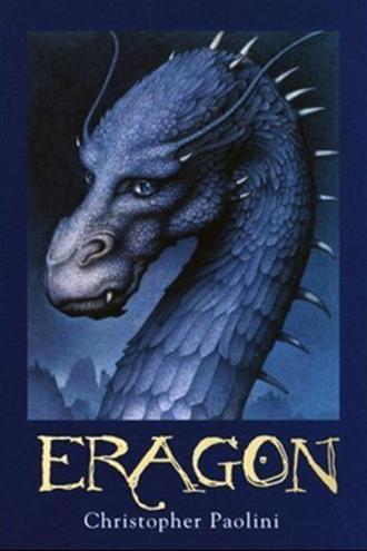 Eragon - Image: Eragon book cover