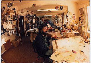 Ernie Cefalu American artist