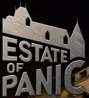 Estate of Panic - Image: Estate of panic logo