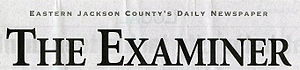 The Examiner (Missouri) - Image: Examinerheader