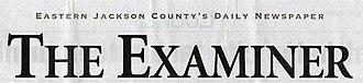 The Examiner (Missouri) - Image: Examinerheader