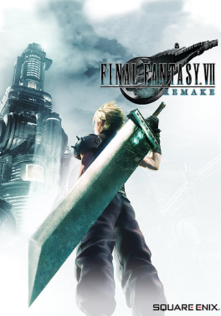 <i>Final Fantasy VII Remake</i> upcoming video game