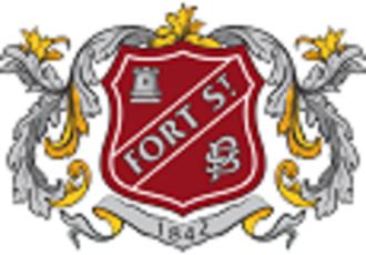 Fort Street Public School - Fort Street Public School crest
