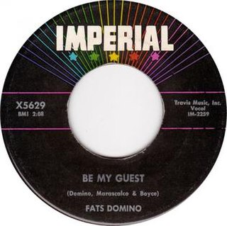 Be My Guest (Fats Domino song)